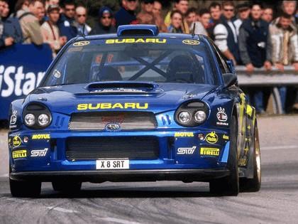 2001 Subaru Impreza WRC 94