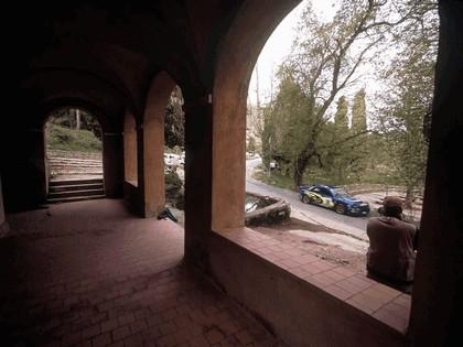 2001 Subaru Impreza WRC 95