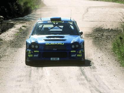 2001 Subaru Impreza WRC 97
