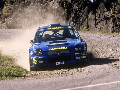 2001 Subaru Impreza WRC 102