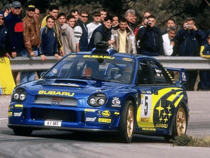 2001 Subaru Impreza WRC 103