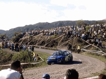 2001 Subaru Impreza WRC 106