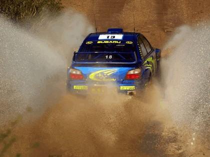 2001 Subaru Impreza WRC 113