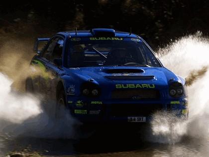 2001 Subaru Impreza WRC 118