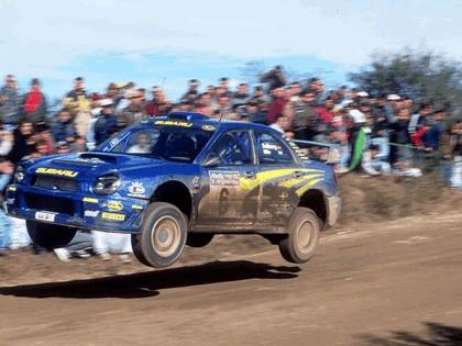 2001 Subaru Impreza WRC 121