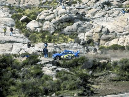 2001 Subaru Impreza WRC 122