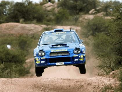 2001 Subaru Impreza WRC 123