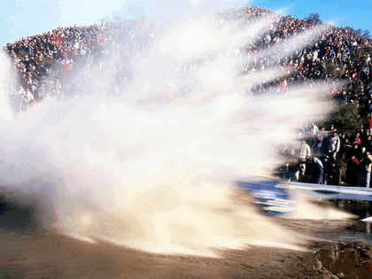 2001 Subaru Impreza WRC 125