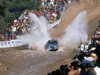2001 Subaru Impreza WRC 126