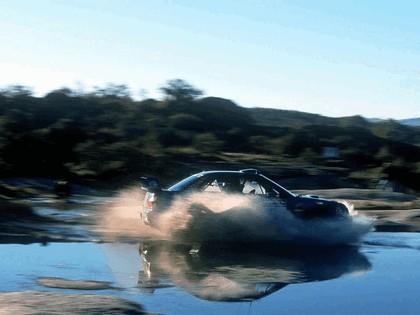 2001 Subaru Impreza WRC 132