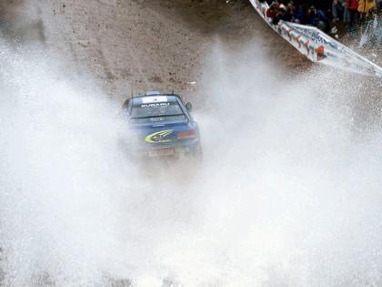 2001 Subaru Impreza WRC 135