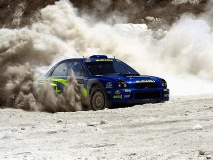 2001 Subaru Impreza WRC 137