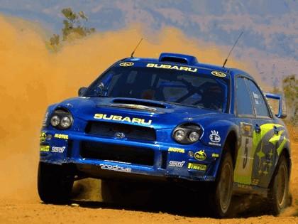 2001 Subaru Impreza WRC 138