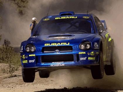 2001 Subaru Impreza WRC 139