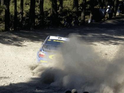 2001 Subaru Impreza WRC 154