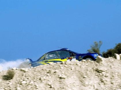 2001 Subaru Impreza WRC 157