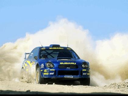 2001 Subaru Impreza WRC 159