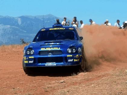 2001 Subaru Impreza WRC 164