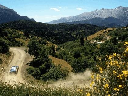 2001 Subaru Impreza WRC 165