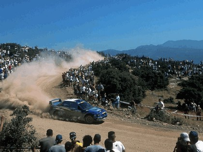 2001 Subaru Impreza WRC 176