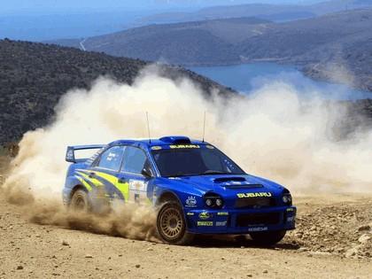 2001 Subaru Impreza WRC 178