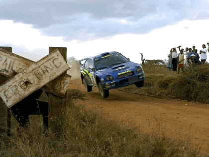 2001 Subaru Impreza WRC 181