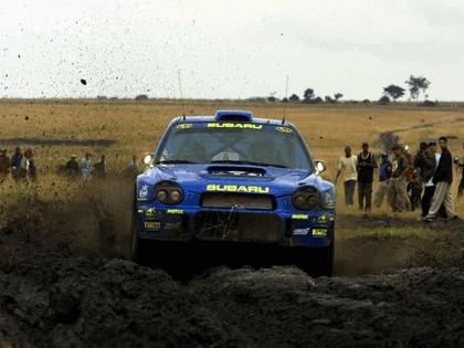2001 Subaru Impreza WRC 189