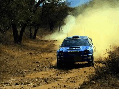 2001 Subaru Impreza WRC 190