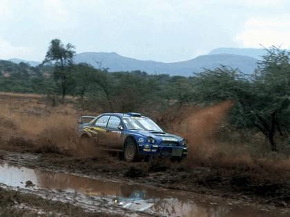 2001 Subaru Impreza WRC 193