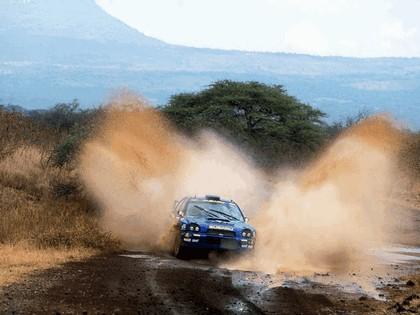 2001 Subaru Impreza WRC 196