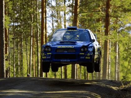 2001 Subaru Impreza WRC 198