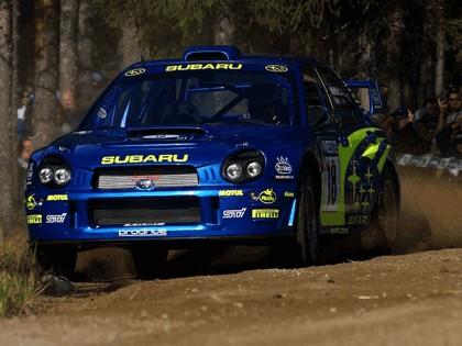 2001 Subaru Impreza WRC 201