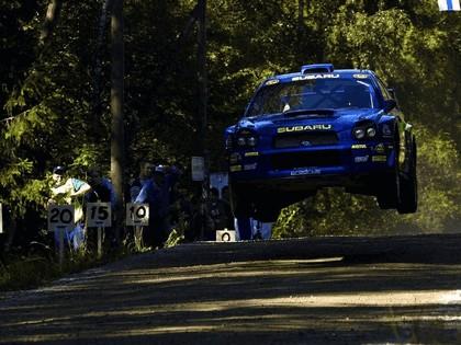 2001 Subaru Impreza WRC 202