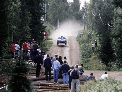 2001 Subaru Impreza WRC 209