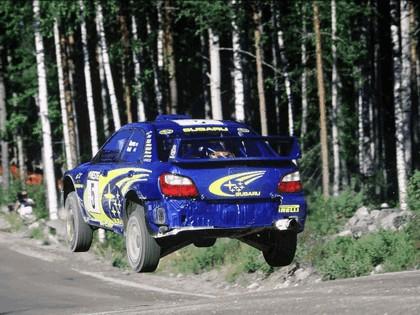 2001 Subaru Impreza WRC 210