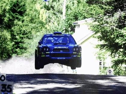 2001 Subaru Impreza WRC 212