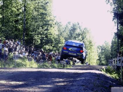 2001 Subaru Impreza WRC 213
