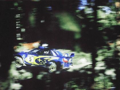 2001 Subaru Impreza WRC 214