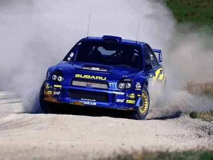 2001 Subaru Impreza WRC 223