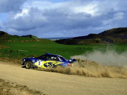 2001 Subaru Impreza WRC 224