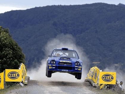2001 Subaru Impreza WRC 226