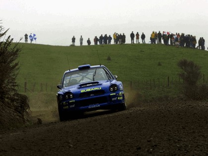 2001 Subaru Impreza WRC 228