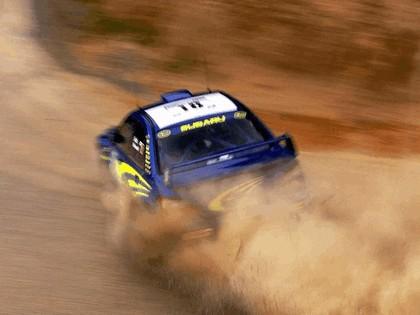 2001 Subaru Impreza WRC 234