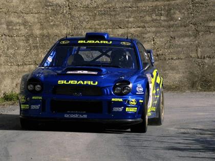 2001 Subaru Impreza WRC 237