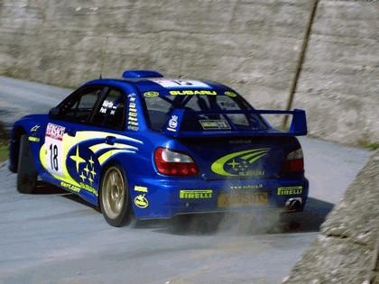 2001 Subaru Impreza WRC 239