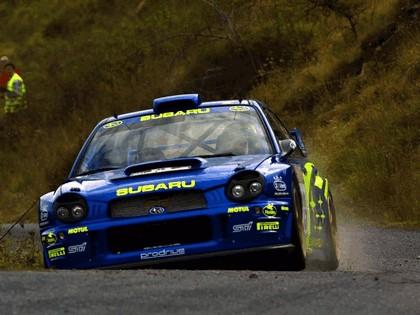2001 Subaru Impreza WRC 240