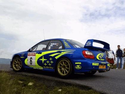 2001 Subaru Impreza WRC 241