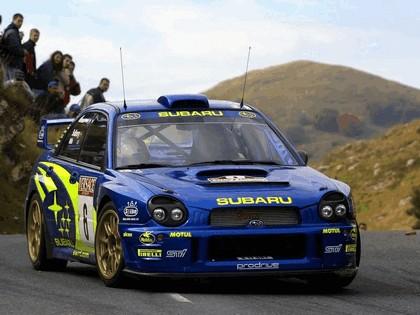 2001 Subaru Impreza WRC 244