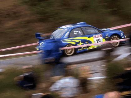 2001 Subaru Impreza WRC 254