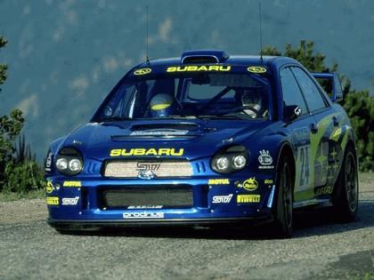 2001 Subaru Impreza WRC 256